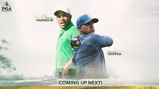 2019 PGA Championship | Round 4 Live Look- In