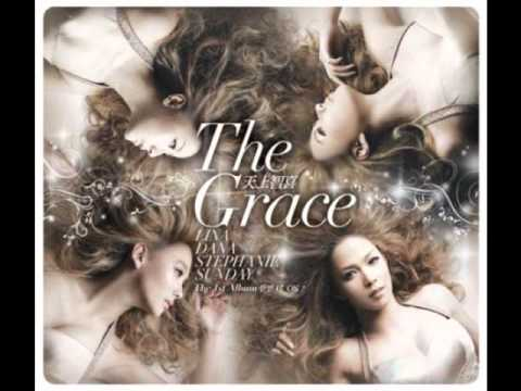 [Audio] CSJH The Grace - Dancer in the rain