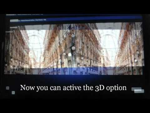 How to watch 3D photos on 3DTV and Playstation 3 Browser PS3