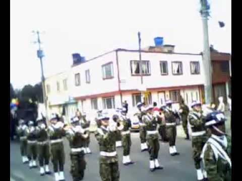 Banda De Guerra pm 13 En Faca