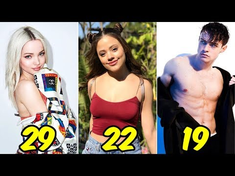 Descendants From Oldest to Youngest 2018