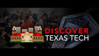 Discover Texas Tech: The Honors College