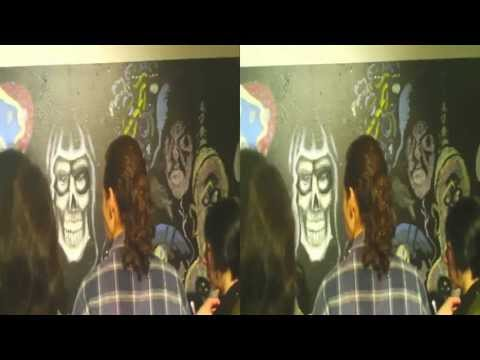 So you think you can paint @ Club Six San Francisco (YT3D:enable=True)