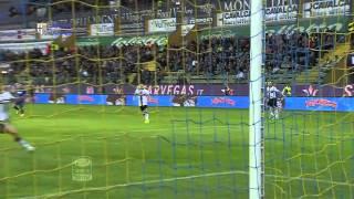 Parma Sassuolo 1 - 3 gli high lights