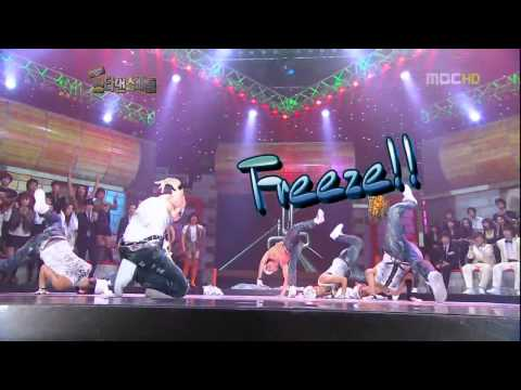 2pm - Low (Star Dance Battle 2009)