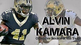 Alvin Kamara 2017 Rookie Highlights ||