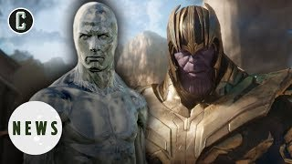 Silver Surfer Infinity War Rumor Debunked by Anthony & Joe Russo