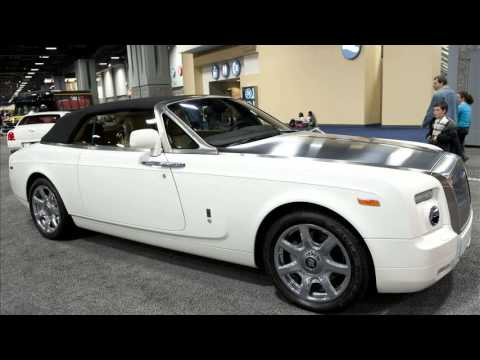 2011 rolls royce phantom coupe
