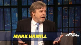 Mark Hamill Loves Trolling Star Wars Fans
