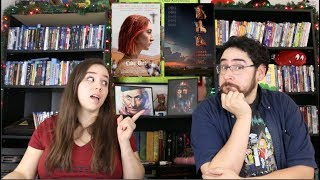 Lady Bird / Three Billboards Outside Ebbing Missouri NON SPOILER Review - Double Feature VLOG