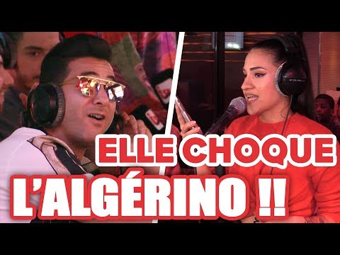 L'ALGERINO CHOQUÉ PAR LA COVER DE VA BENE EN DIRECT !