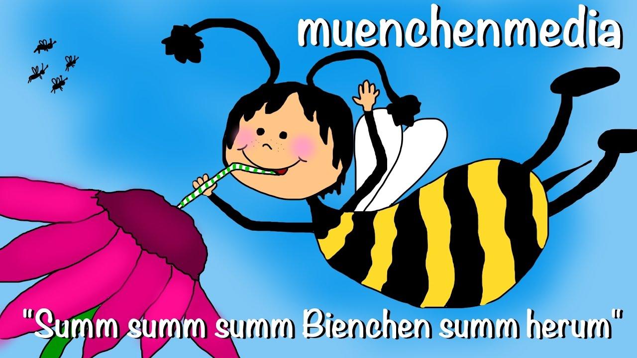 Summ Summ Summ Bienchen Summ Herum Text