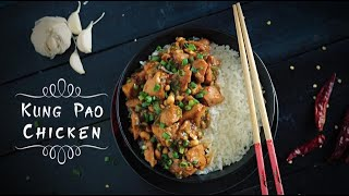 Kung Pao Chicken Recipe - Home Cooking