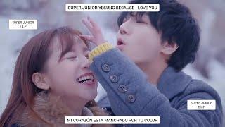 SUPER JUNIOR YESUNG BECAUSE I LOVE YOU SUB ESPAÑOL MV