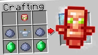 CRAFTING *NEW* MINECRAFT TOTEMS!