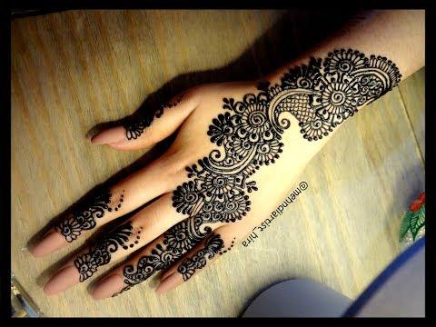 Beautiful trendy easy simple strip bail henna mehndi designs for beautiful trendy easy simple strip bail henna mehndi designs for hands eidpartyweddings 2018 youtube musicbaby altavistaventures Images