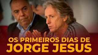 RESUMO DOS PRIMEIROS DIAS DE JJ NO FLA;MERCADO DA BOLA RUBRO NEGRO; RAFINHA APRESENTADO