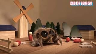 Giant Spider Lukas The Spider Musical Spider [4K]