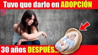 Su Padre La Obligó A Dar A Su Bebé En Adopción, 30 Años Luego Recibe Una Llamada Que Cambia Su Vida