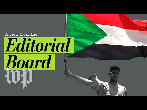 Opinion | Don't let Sudan's uprising end up like Tiananmen