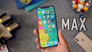 iPhone XS Max - Real Day in the Life Review!