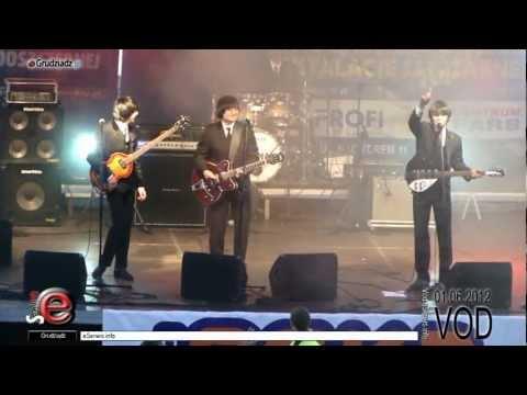 """Na Błoniach w Grudziądzu zagrali """"Beatlesi"""" (video)"""