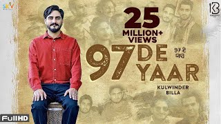 97 De Yaar – Kulwinder Billa Video HD