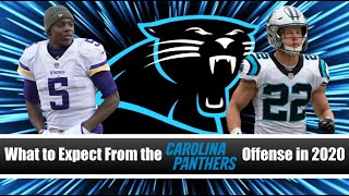 What to Expect From the Carolina Panthers Offense in 2020