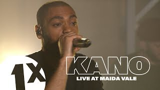 Kano live at Maida Vale - Trouble
