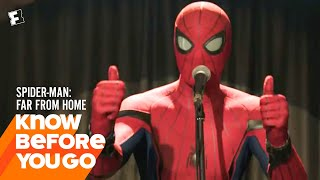Know Before You Go: Spider-Man: Far From Home | Movieclips Trailers