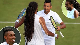 The Tennis Match That Turned Into a Circus Show #2 | Nick Kyrgios VS. Dustin Brown