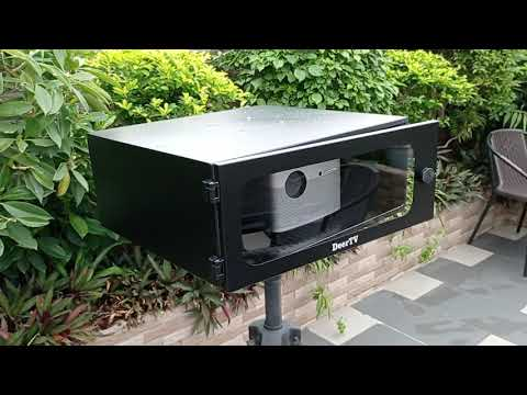 Cheap Outdoor Projector Enclosure - Waterproof Fast Free Shipping 2021 best hot sell