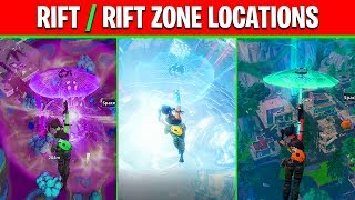 Use a Rift & Visit a Rift Zone - Fortnite Week 3 Season 10 Challenges