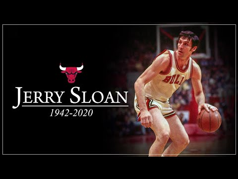 Remembering the life and career of 'The Original Bull,' Jerry Sloan | NBC Sports Chicago