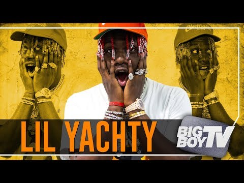 Lil Yachty on XXXTentacion, Kanye's Album Party, Bhad Bhabie Growing Up & MORE!