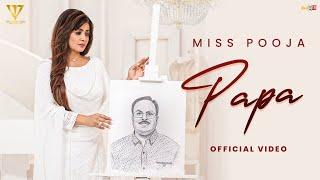 Papa Miss Pooja