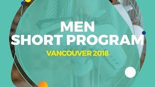 Men Short Program   Vancouver  2018
