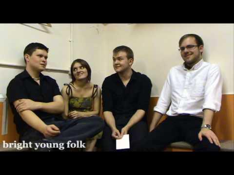 Kerfuffle discuss their new mid-Winter CD and tour Lighten the Dark