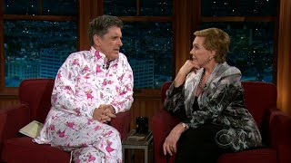 Late Late Show with Craig Ferguson 5/18/2011 Julie Andrews, Little Big Town