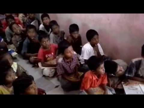 Educational Material Support to Orphan Children