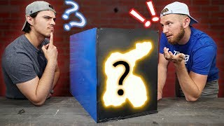What's In The Box Challenge!! (ft. Team Edge)