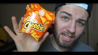 Jev Tries Mac n' Cheetos (FOOD REVIEW)