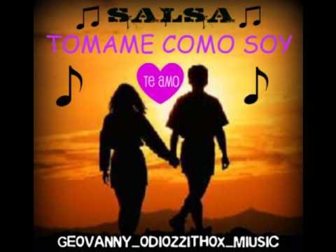 TOMAME COMO SOY