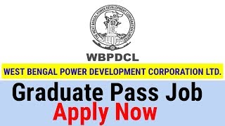 WBPDCL Jobs 2018: Apply Online for 47 Assistant Manager & Welfare Officer