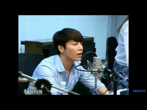 140703 Suju Donghae girlfriends - SSTP