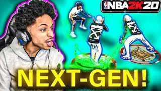 THE RETURN OF THE NBA 2K20 DRIBBLE G0D HAS ARRIVED BUT ON PS5!