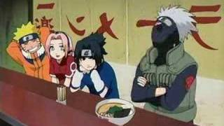 Naruto amv - one hand in my pocket