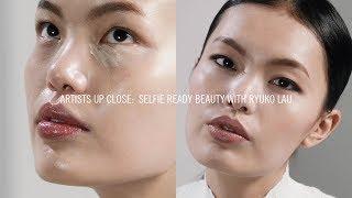 HOW TO: Selfie Ready with Ryuko Lau | MAC Cosmetics