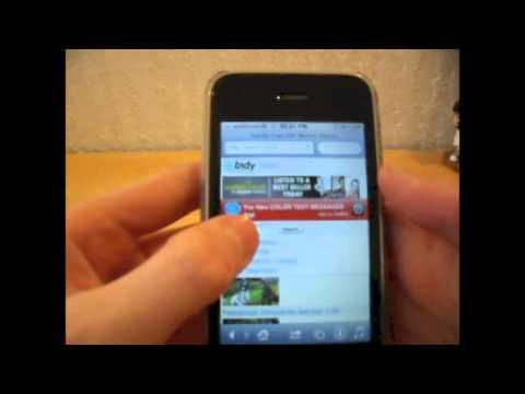 Baixar How to: Tubidy on IPhone
