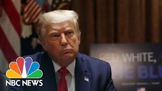 Live: President Donald Trump Meets with Florida Sheriffs | NBC News